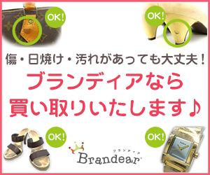 【ブランディア】買取モニター