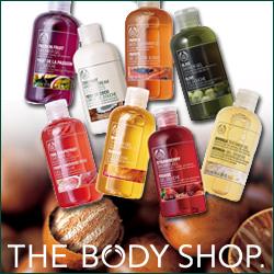THE BODY SHOP (ザ・ボディショップ)